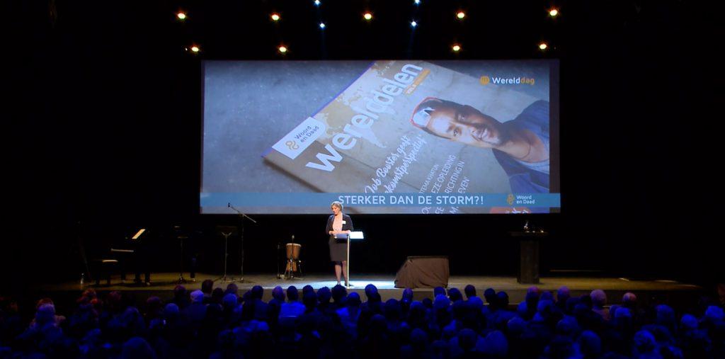 Presentatie WoordenDaad Spankracht