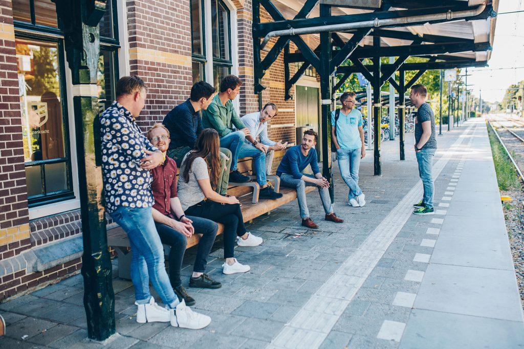 Het team van Spankracht Ontwerpers
