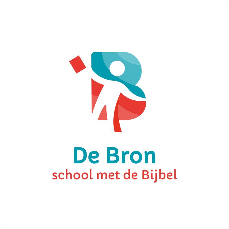 Logo basisschool De Bron