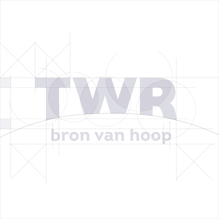 Logo TWR Outline